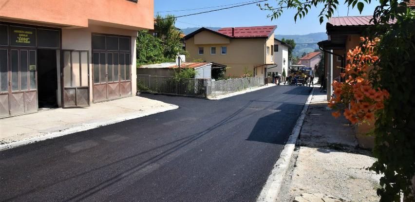 Grad Visoko infrastrukturom riješio problem plavljenja stambenih objekata