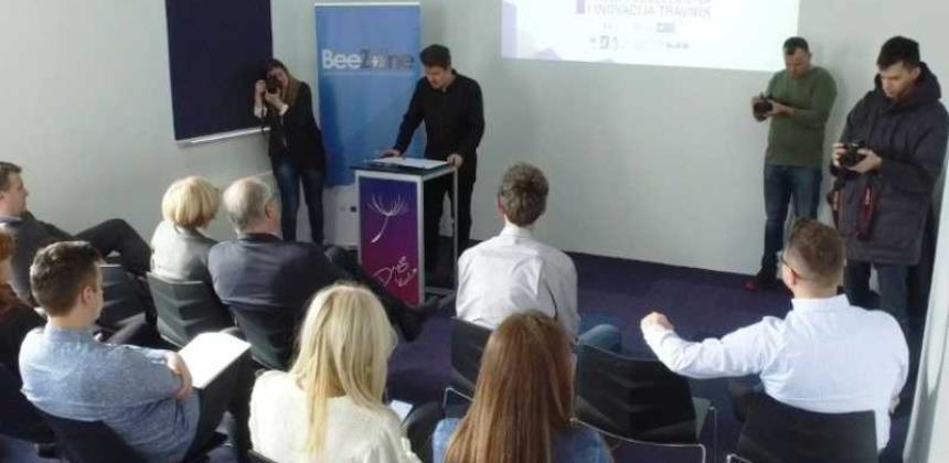 Projekt TREIN podržat će 32 firme te edukovati najmanje stotinu mladih u SBK