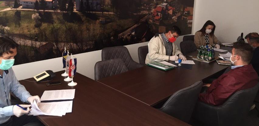 Potpisan ugovor za II fazu gradnje sportske dvorane na Žabljaku u Usori