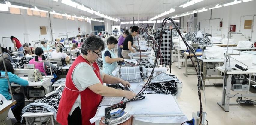 Korona narudžbe tekstila skratila skoro za trećinu