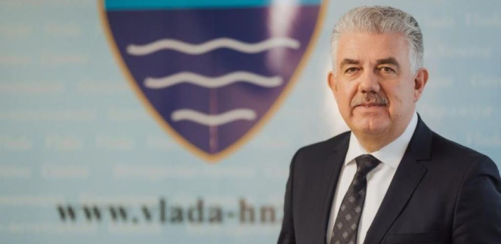 Herceg: Javni prihodi HNK-a na početku godine manji 15% od planiranih