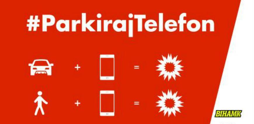Počinje kampanja #ParkirajTelefon