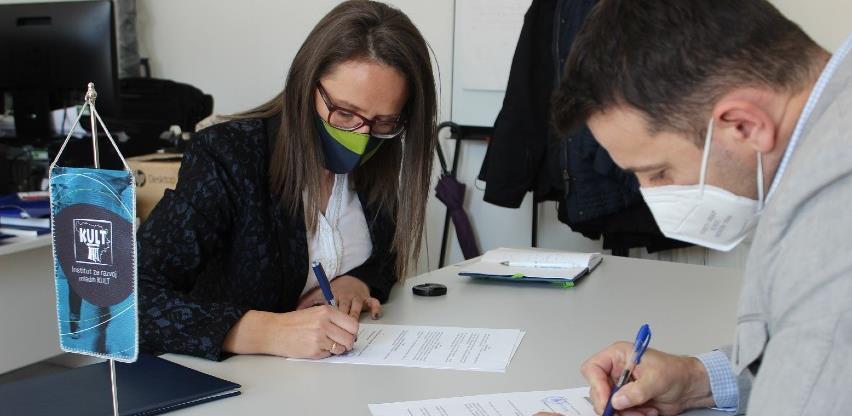 Ured za borbu protiv korupcije i upravljanje kvalitetom i KULT potpisali sporazum o saradnji