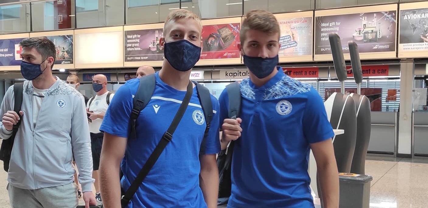 Plavi se vraćaju u BiH, čeka se odluka UEFA-e o novom terminu meča