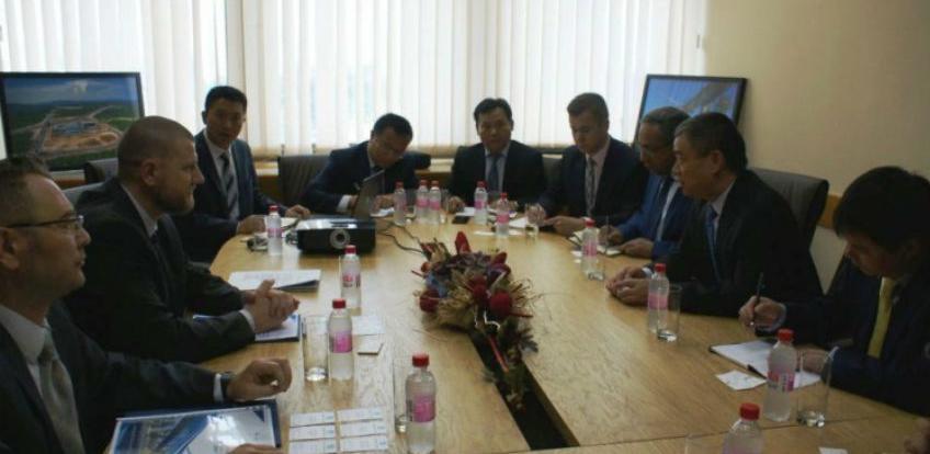 Jusko s predstavnicima kineske kompanije o infrastrukturnim projektima u BiH