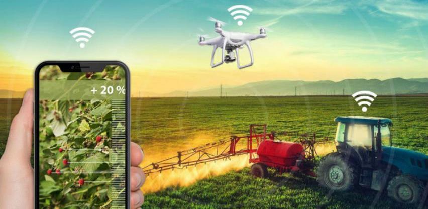 Preko satelita do zdravijih poljoprivrednih proizvoda u RS