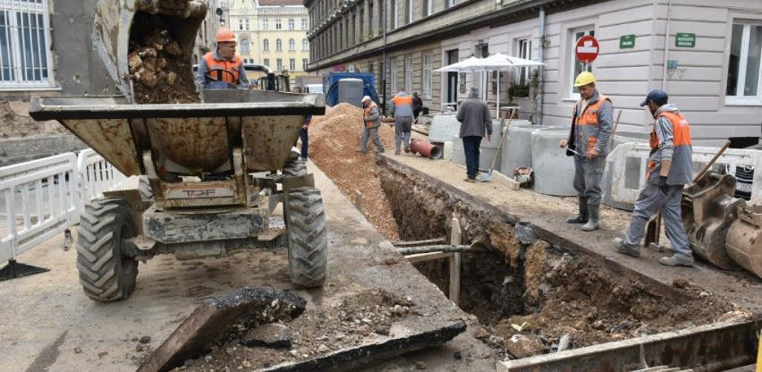 Mibral završava rekonstrukciju vodovodne i kanalizacione mreže u Ulici Dolina