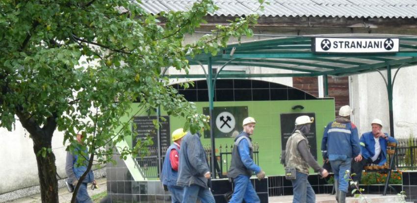 Okončan protest rudara u Stranjanima, 165 rudara ide u druga dva pogona