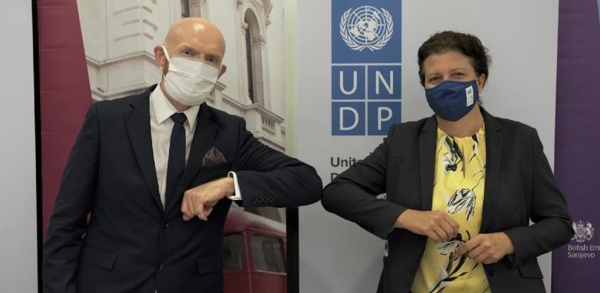 UNDP i Britanska ambasada: Program za digitalnu transformaciju u javnom sektoru