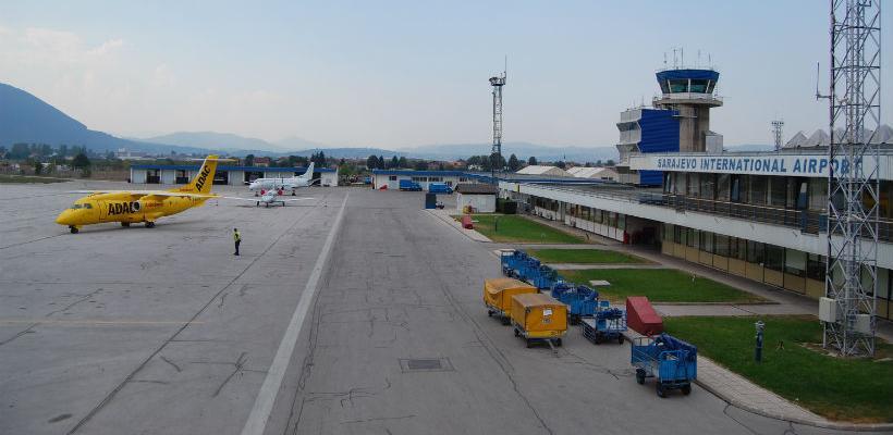 Počinje rušenje Terminala A aerodroma Sarajevo