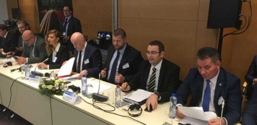 BiH u Bruxellesu uručila aplikacije za tri projekta