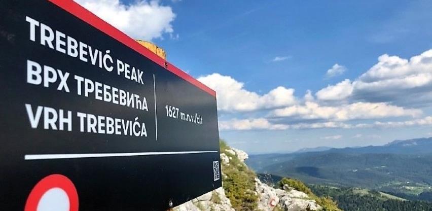 Mapirana 44 kilometra staza na Trebeviću, posjetiocima dostupna i mobilna aplikacija