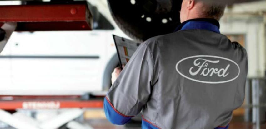 Za sve ljubitelje Ford automobila u toku je servisna akcija!