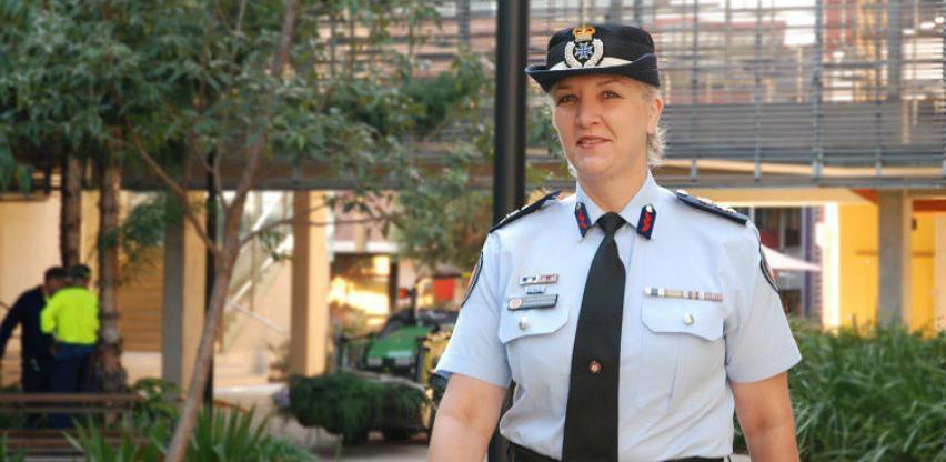 Ljubušanka prva žena u 155-godišnjoj povijesti na čelu policije Australije