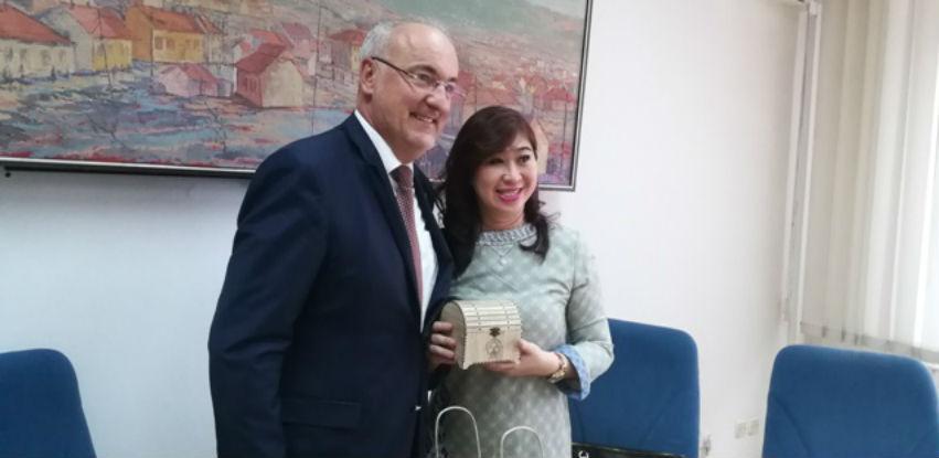Indonezija i BiH nastavljaju uspješnu privrednu saradnju