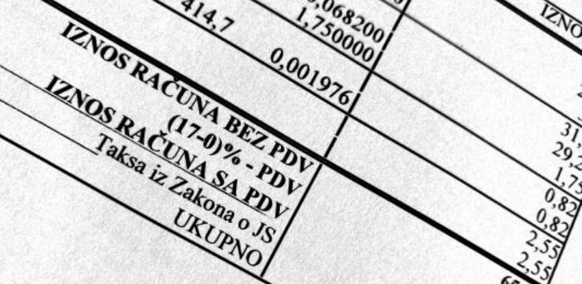 Objavljeni detalji ugovora o naplati RTV takse uz račune za struju