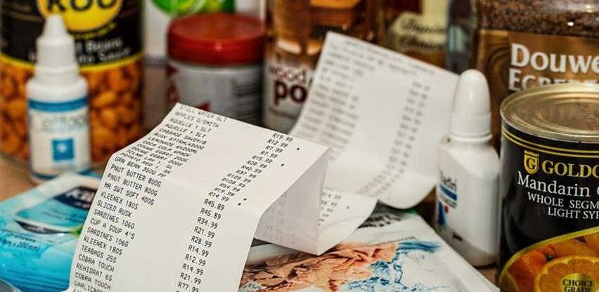 Potrošačke cijene u januaru porasle 0,4 odsto