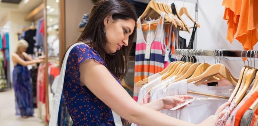 Cijene porasle, najviše poskupjela odjeća i obuća