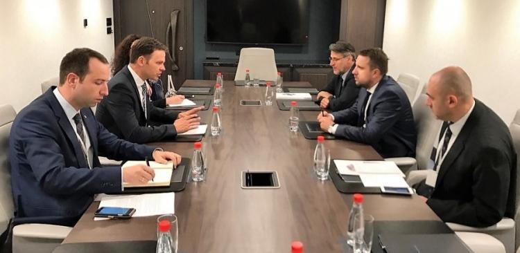 Sarajevo i Beograd razmatraju mogućnost realizacije zajedničkih projektata