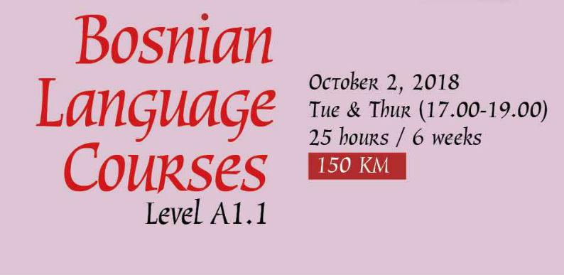 Bosanski za strance - Bosnian Language Course - Beginner Level A1.1