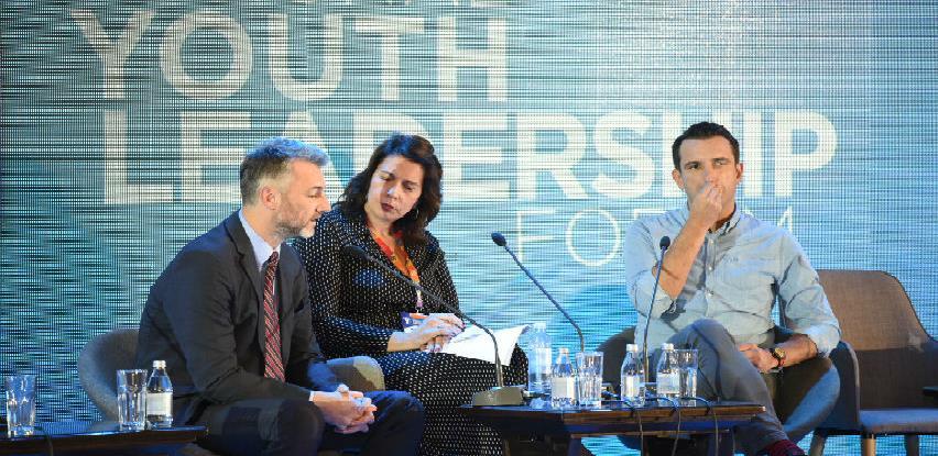 Premijer Forto i ministar Katica na Regionalnom forumu mladih lidera