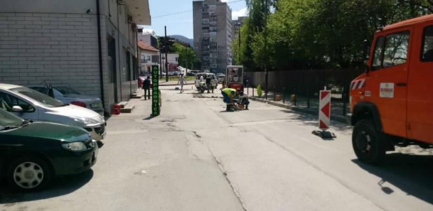 Sutra počinje rekonstrukcija saobraćajnice u Ulici Patriotske lige