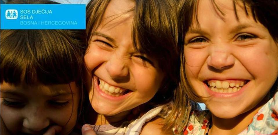 Kako pomoći rad SOS Dječijih sela BiH?