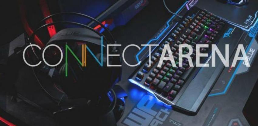 Ovog vikenda u SCC-u prezentacija ConnectArene i gamerske opreme E-blue
