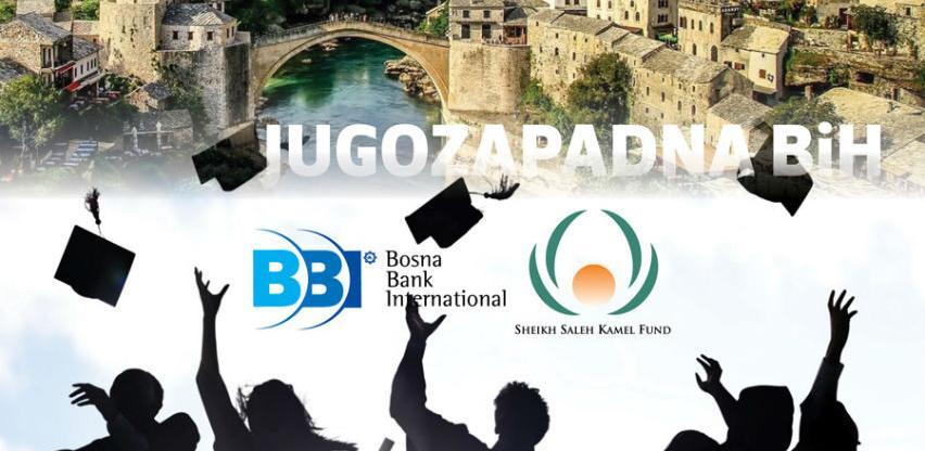 Objavljen konkurs za novih 100 stipendija BBI banke iz fonda Sheikh Saleh Kamel