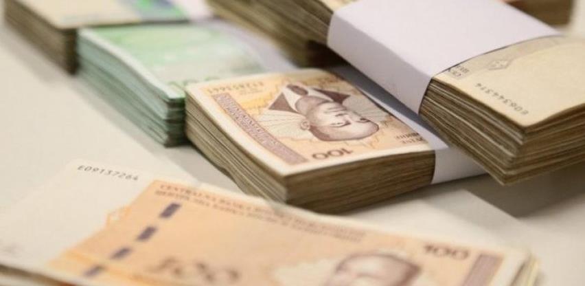 U RS-u za mart i april isplaćeno oko 41,5 miliona KM za plate radnika