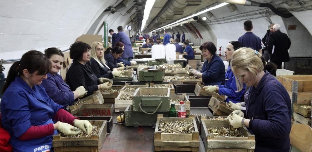 """1.300 radnika """"Igmana"""" se vraća na posao"""