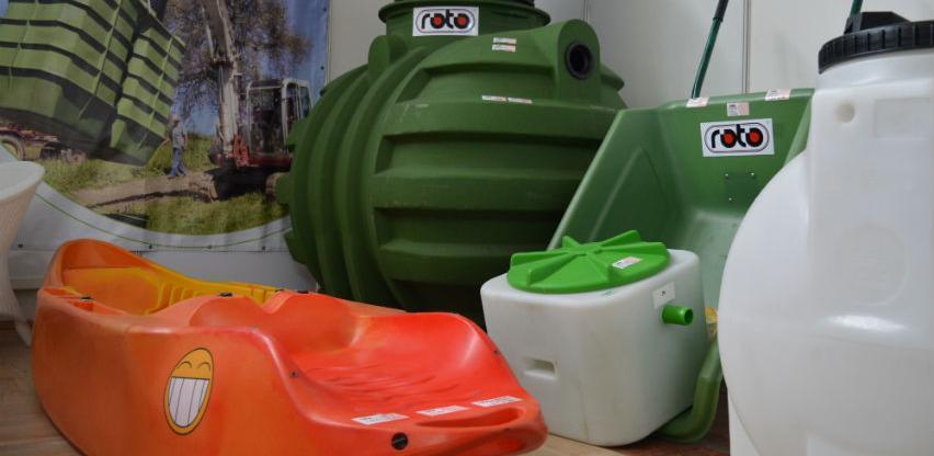 Roto BH na GRAMES – DEMI 2019. predstavio svoj program proizvoda od plastike