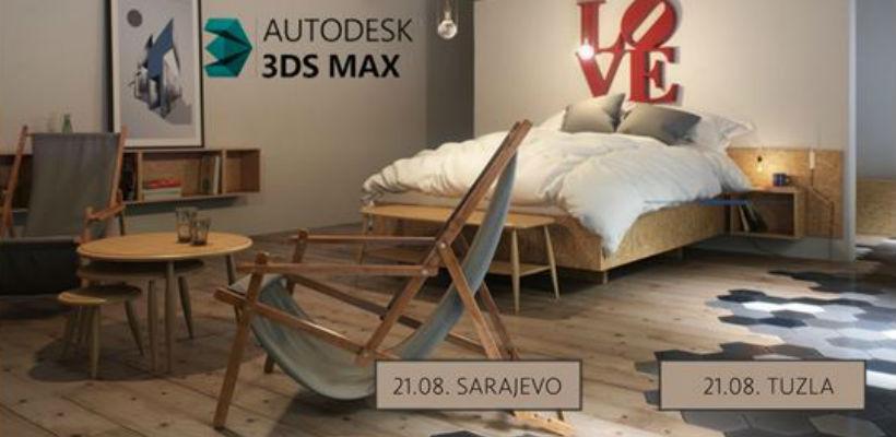 Kurs 3ds Max i 3d modeliranja