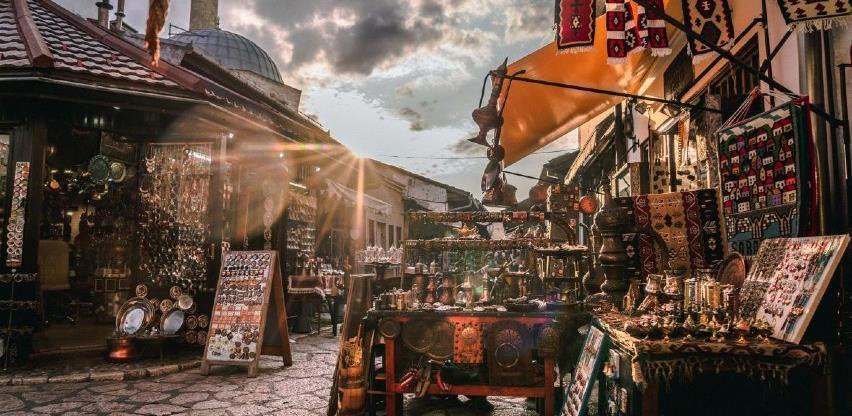 BiH u prva dva mjeseca ove godine ima 32 odsto manje turista u odnosu na isti period 2020. godine