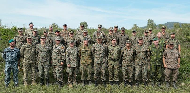 Formira se jedinica Oružanih snaga BiH po NATO standardima