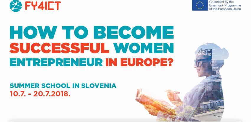 INTERA TP vodi studentice na ljetnu školu poduzetništva u Sloveniji