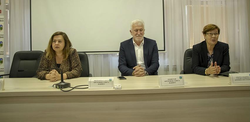 Pokretanje plasteničke proizvodnje u općini Hadžići: Plastenici za 20 korisnika