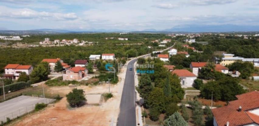 Pogledajte kako izgleda asfaltirana cesta Zvirovići – Međugorje (VIDEO)