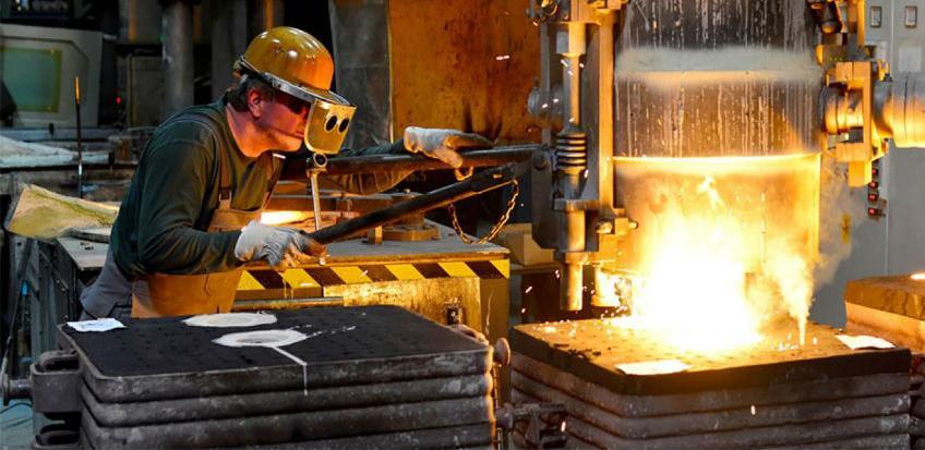 Industrijska proizvodnja u BiH u oktobru veća za 2,3 posto