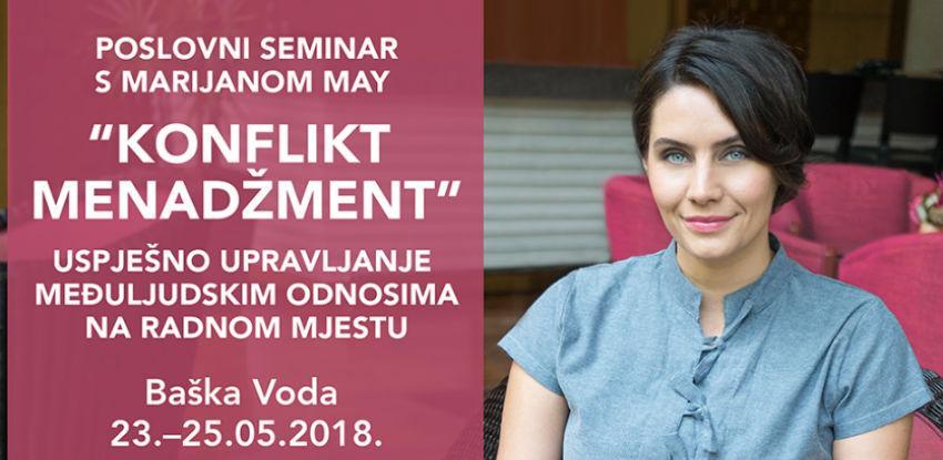 Poslovni seminar sa Marijana May konflikt menadžemnt