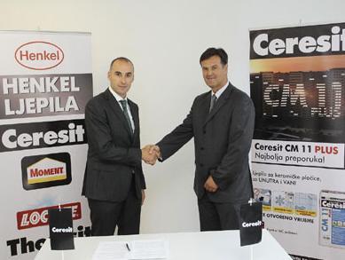 Potpisan ugovor o početku gradnje Henkelove fabrike u Bileći