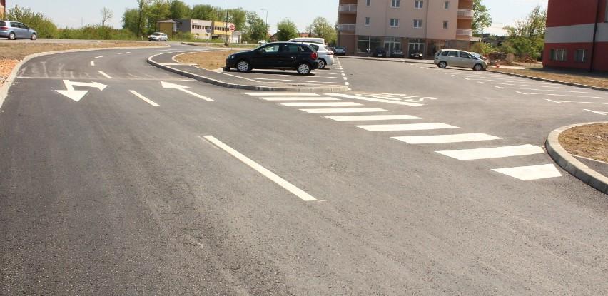 Završena izgradnja parkinga kod Gradske dvorane u Živinicama