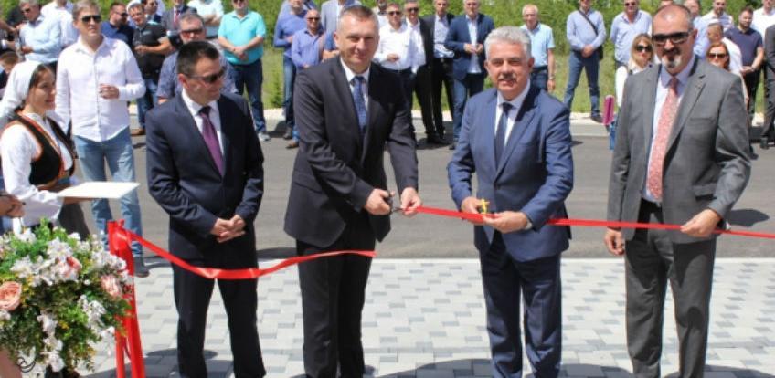 """U Čitluku otvorena nova upravna zgrada """"Delta Security"""""""