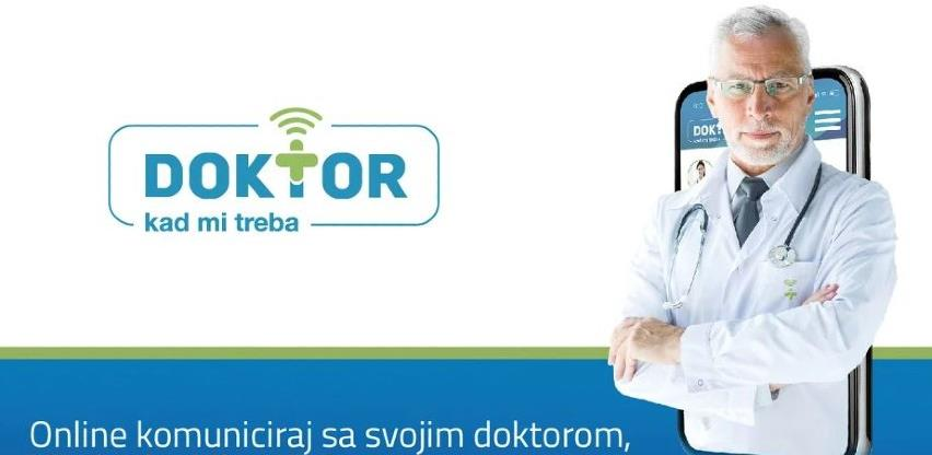 Novi zdravstveni portal 'Doktor kad mi treba' za online komunikaciju s ljekarima