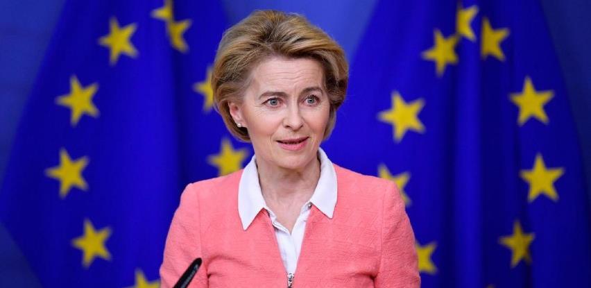 EU od aprila očekuje 100 miliona doza vakcina mjesečno