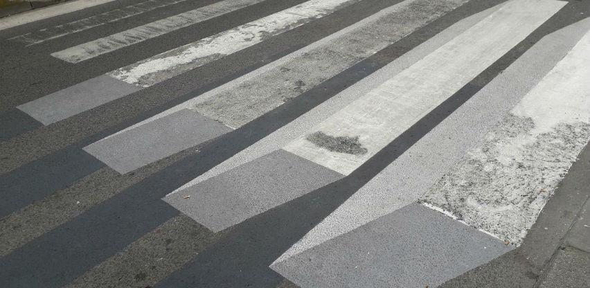 3D pješački prijelaz u Sarajevu oštećen nakon 24h
