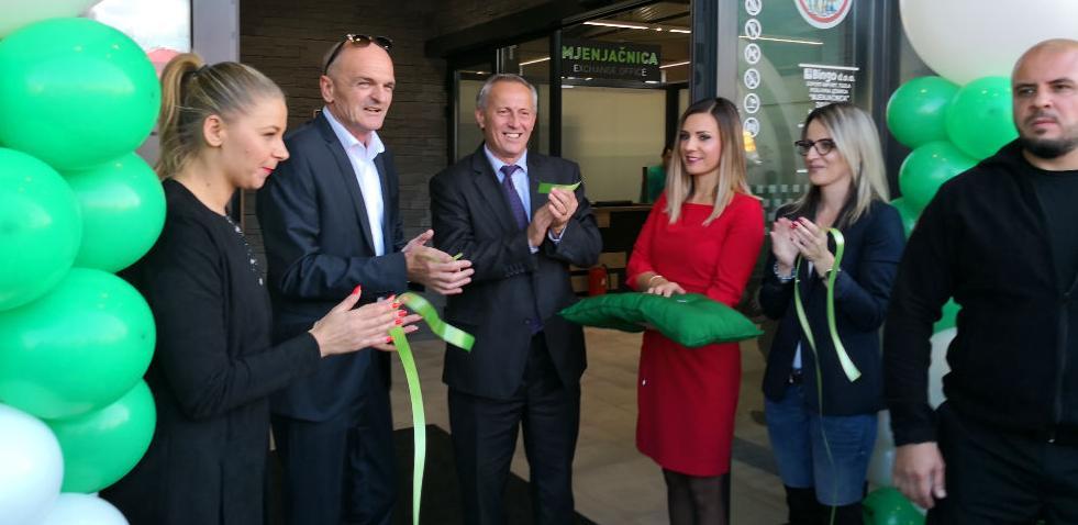 Kompanija Bingo otvorila novu poslovnicu u Zavidovićima