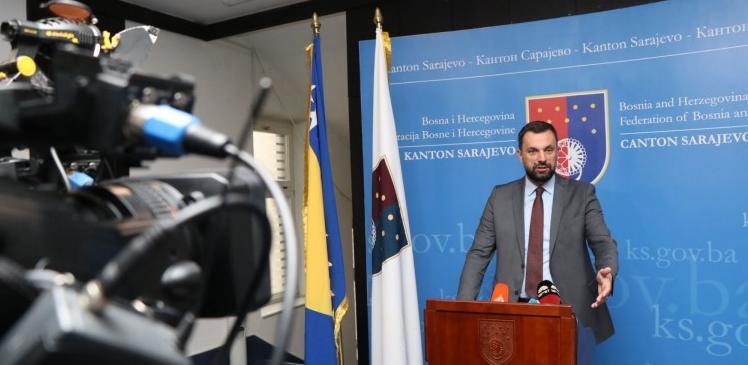 Konaković: Građani Sarajeva neće imati redukcije vode krajem naredne godine