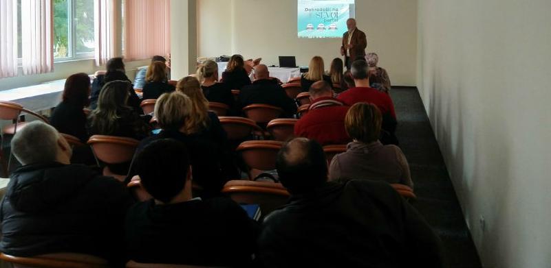 Sevoi Grupa održala je prvi besplatan jednodnevni seminar u Bihaću