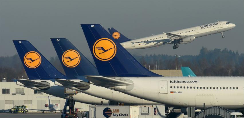 """""""Lufthansa"""" odbacila uslove EU za predloženu finansijsku pomoć"""